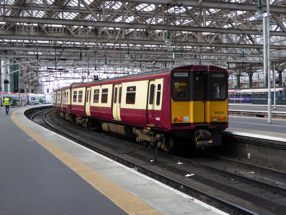 314216 at Glasgow Central