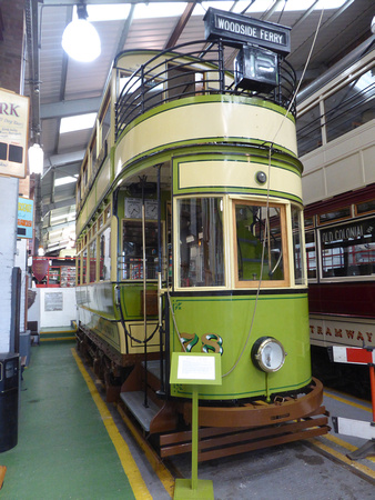 Wallasey 78 at Wirral Transport Museum