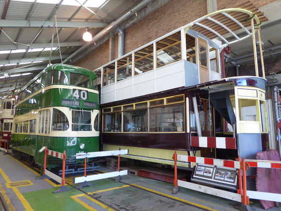 Warrington 2 at Wirral Transport Museum