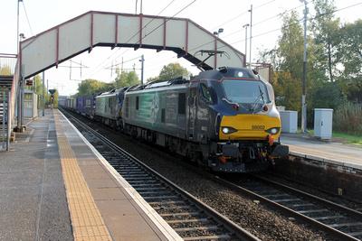 88002+88009 at Holytown