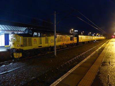 37175 tnt 37219 at Lanark