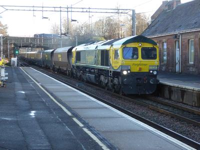 66414 at Uddingston