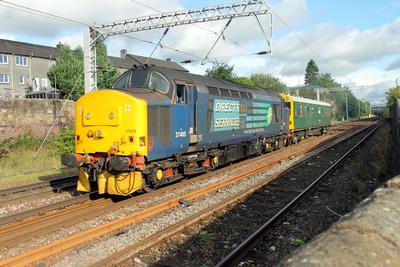 37405 at Coatbridge