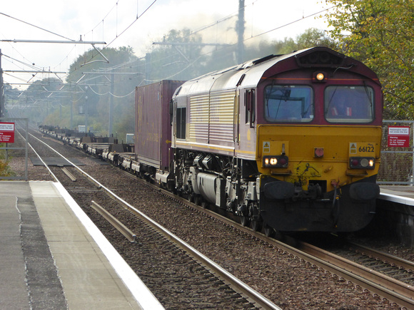 66122 at Greenfaulds