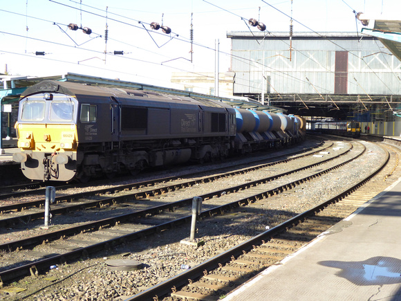 66423 tnt 66429 at Carlisle