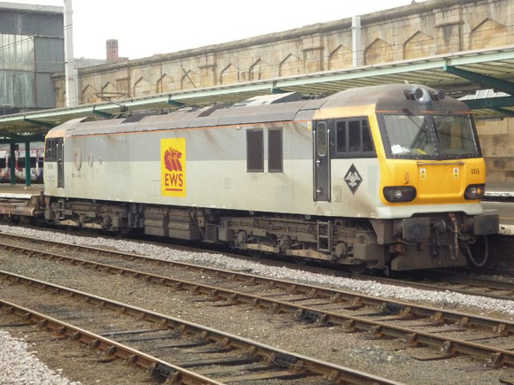 92005 at Carlisle