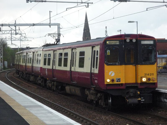 314211 at Paisley Gilmour Street