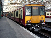 318265 at Glasgow Central