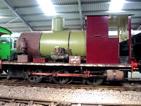 Steam Loco at Boness