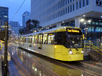 Manchester Metrolink 30th June - 2nd July