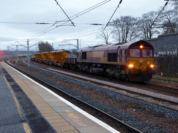 66192 at Carstairs