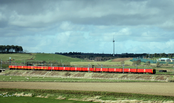 unidentified 325's at Carstairs