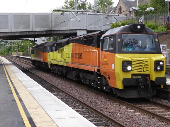 70802+56302 at Polmont