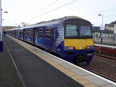 320417+318254 at Lanark