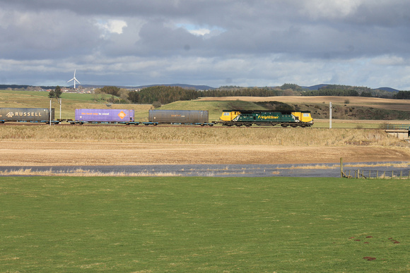 70015 at Carstairs