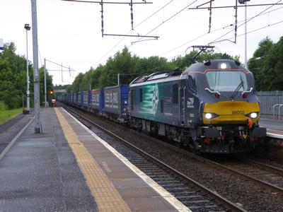 88002 at Holytown