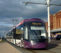 Blackpool Trams October 2015