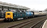 55022 at Kilmarnock