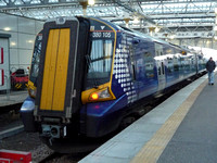 380105 at Edinburgh Waverley