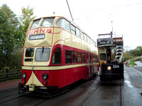 Sunderland 101 and Newcastle 114 at Beamish