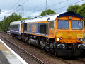 66733 at Coatbridge Central