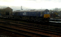 66421 at Motherwell TMD